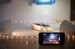 Produktfoto mit dem Iphone. So sieht die DIY Methode aus.